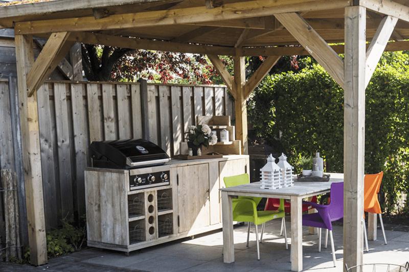 6 Ideeën om luxe toe te voegen aan uw eigen tuin