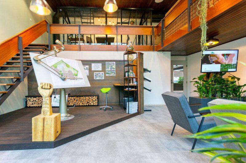 Groenstudio De Middelpas - tuininspiratie